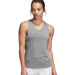Adidas Womens Top Tennis Club Tie-Back Tank Top